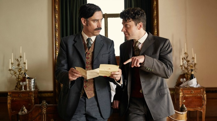 At some point, Houdini & Doyle