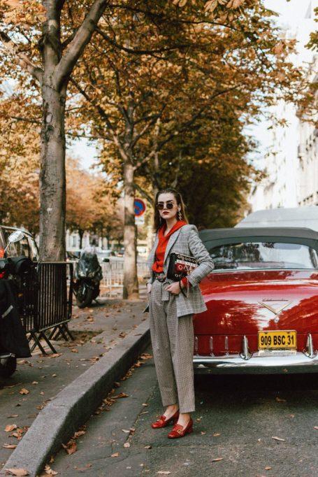Modern Ways to Wear Blazers: Couturezilla | Fall Fashion 2017
