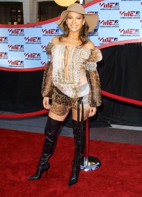 Jennifer Lopez MTV Video Music Awards
