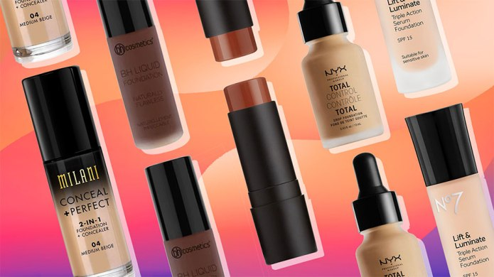 The Best Under-$20 Liquid Foundations for
