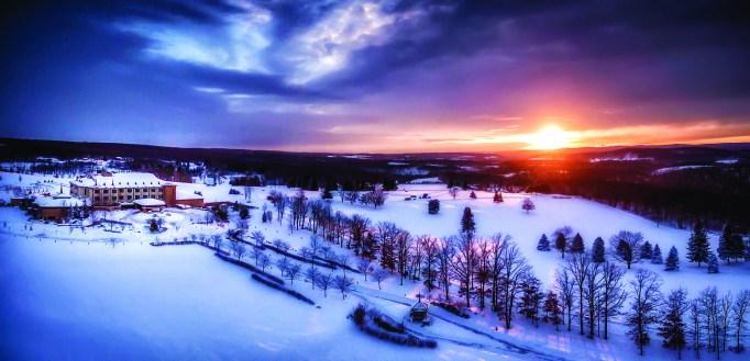 Active Winter Wellness Retreats | Nemacolin Woodlands Resort