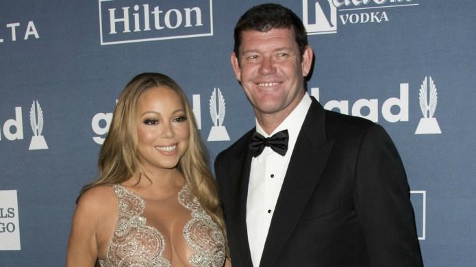 We'll start believing rumors about Mariah