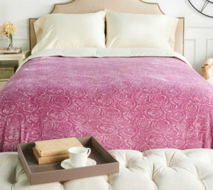 Catherine Zeta-Jones Signature Rose Comforter