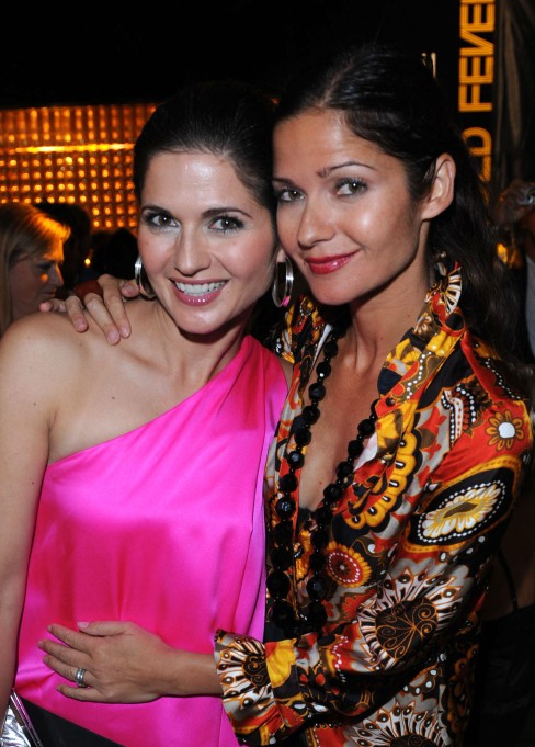 Jill and Jacqueline Hennessy 2008