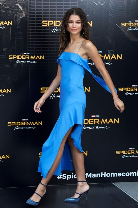 "Zendaya's Killer Fashion Choices | Attending the ""Spider-Man: Homecoming"" photocall"