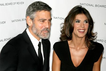 George Clooney defends ex-Elisabetta Canalis against
