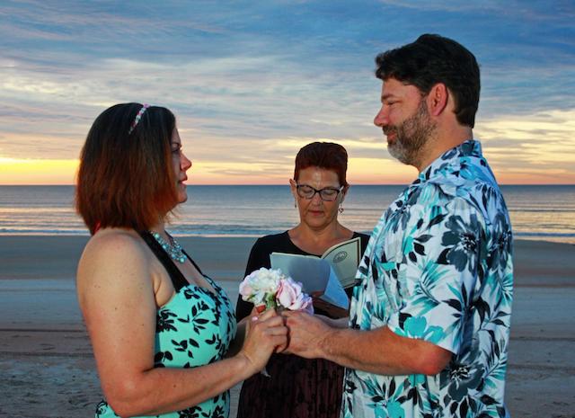 Wedding photo of 'Queer Eye' Stars William Mahnken & Shannan Eller