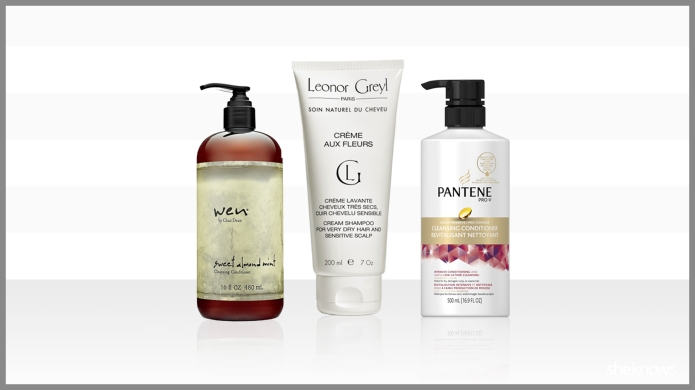 7 Cleansing conditioners that make shampooing