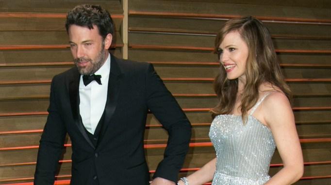 Ben Affleck and Jennifer Garner split