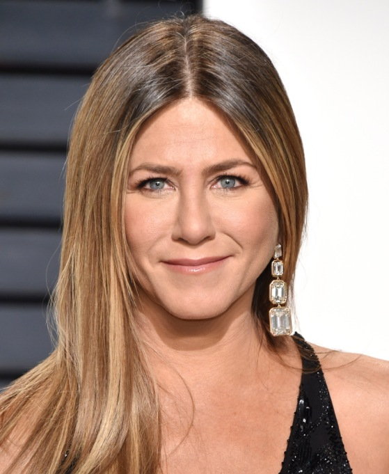 Celebrities Who are Honest About Aging: Jennifer Aniston, 48 years old
