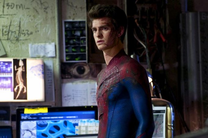 Here's every actor who has ever played Spider-Man: Andrew Garfield