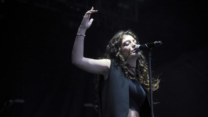 World Series really doesn't like Lorde's