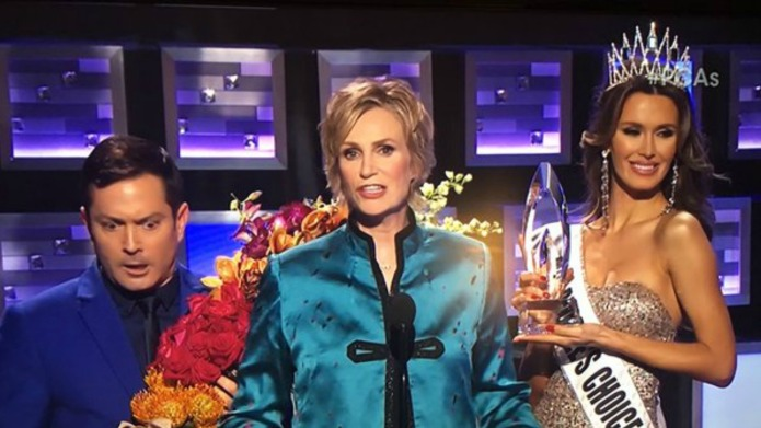 Jane Lynch disappoints with 'terrible' Steve