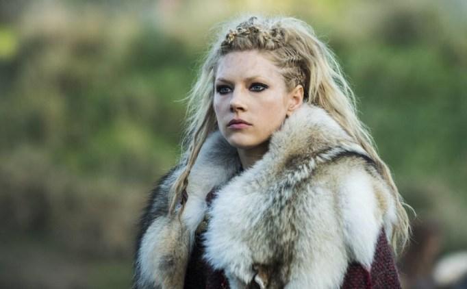 Katheryn Winnick in 'Vikings'