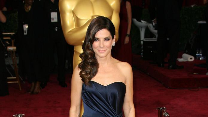 Sandra Bullock is Hollywood's highest-paid actress