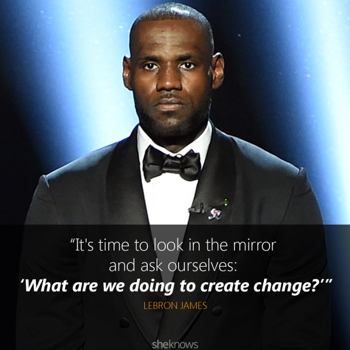 LeBron James ESPYs 2016
