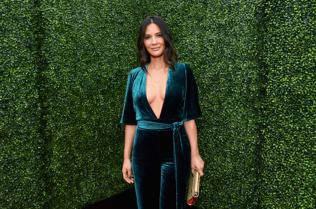 Olivia Munn attends the 2018 MTV Movie And TV Awards