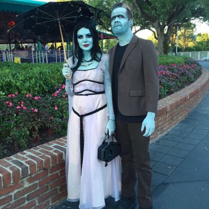 DIY Halloween Costume Ideas from Instagram: The Munsters | Halloween 2017