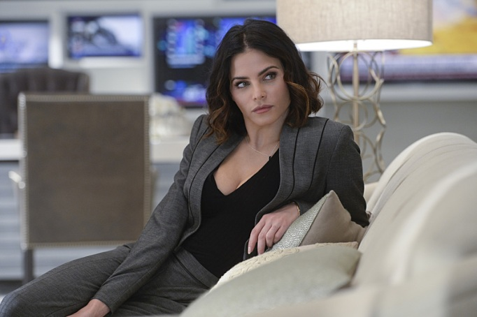 Lucy Lane in Supergirl
