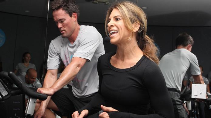 I'm not mad at Jillian Michaels