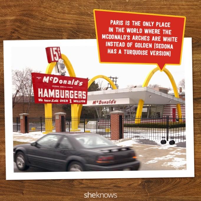 McDonald's celebrates its 75th anniversay on May 15, 2015.