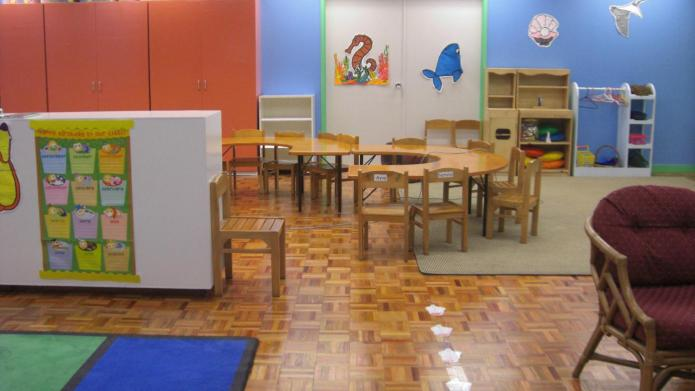 Working at a day care changed