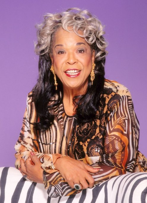 Celebrities Who Died in 2017: Della Reese