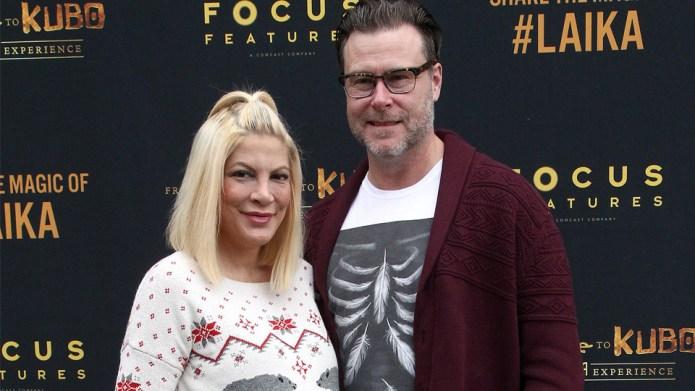 Tori Spelling and Dean McDermott Announce