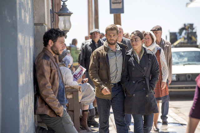 Still from 'The Brave'
