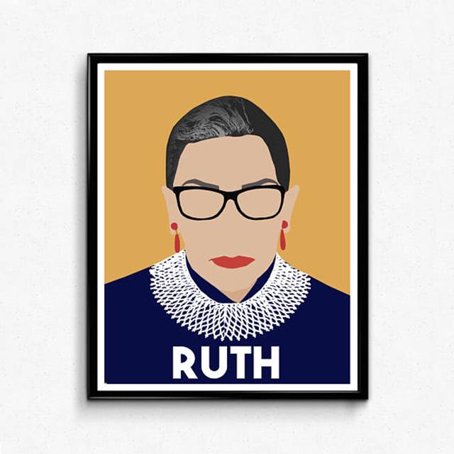 Feminist Icon Print