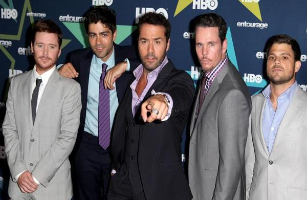 Party over here! WB gives Entourage