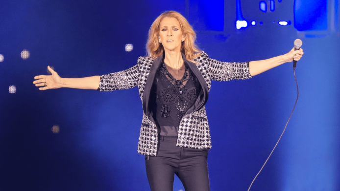 Céline Dion Gives Perfect Update About