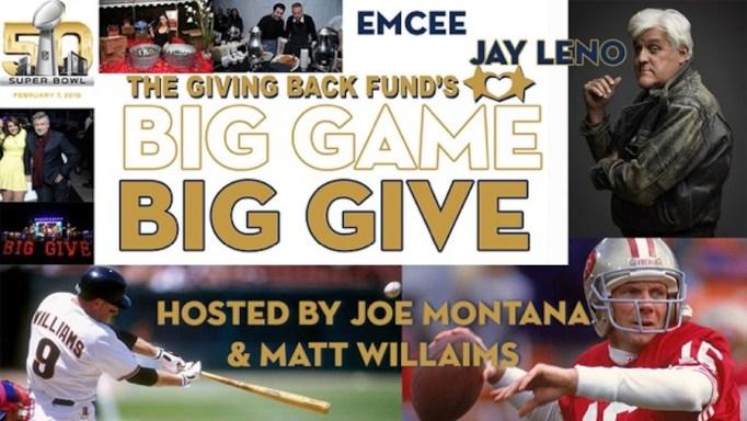 Big Game Big Give