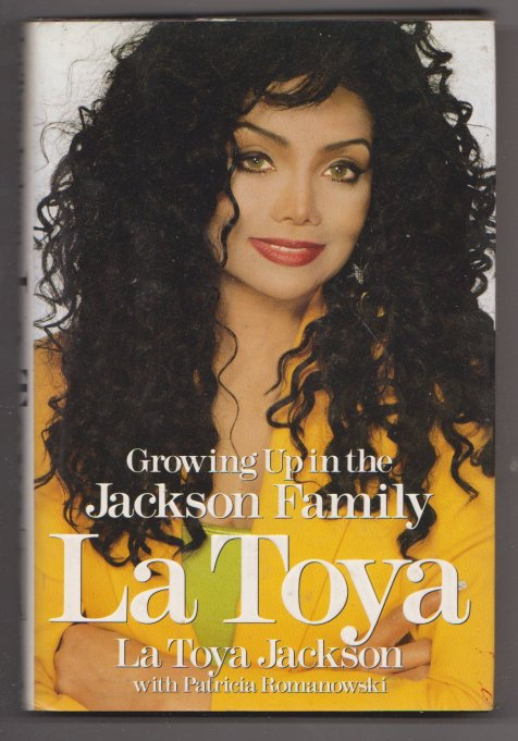 LaToya Jackson 'Growing Up in the Jackson Family'