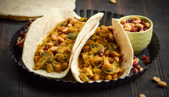 Taco Tuesday: 16 Hearty veggie tacos