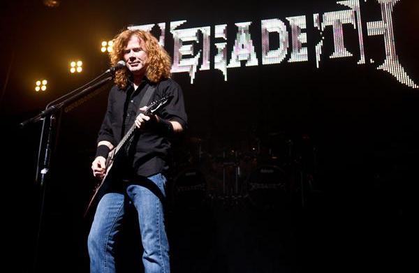 Megadeth singer blames Aurora shooting on