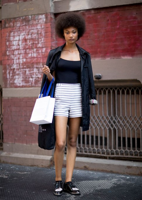 Stunning Ways To Style Short Hair   Picked Out Afro
