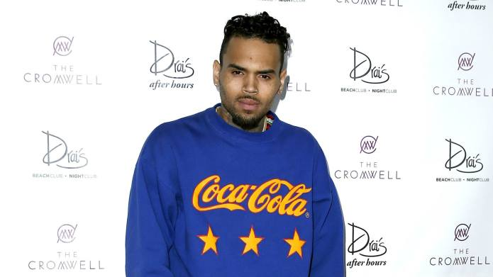 Chris Brown suffers from a bad