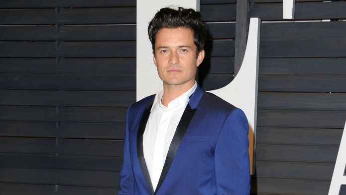 Orlando Bloom started a celeb romance