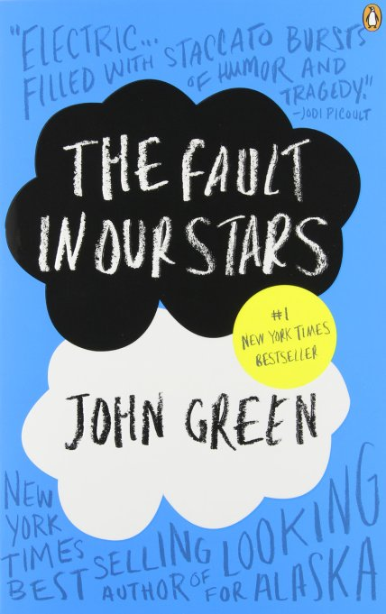 Our favorite romantic books: 'The Fault in Our Stars'