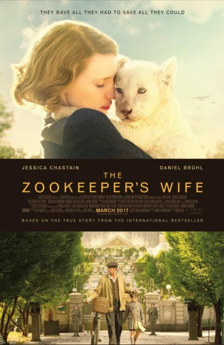 The best movies of 2017 directed by women: 'The Zookeeper's Wife'