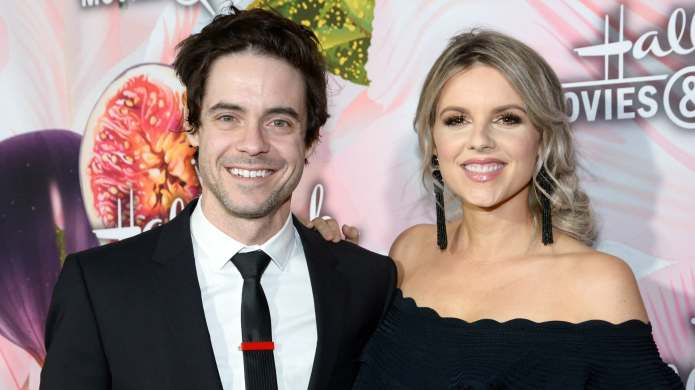 Ali Fedotowsky & Kevin Manno Welcome