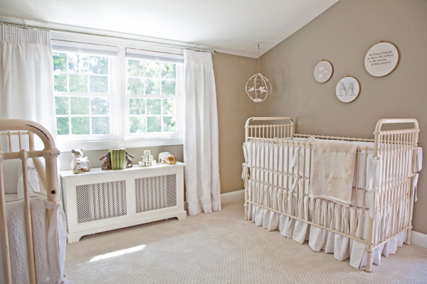I Love The Soft Neutral Colors Used For This Nursery By Susan Of Nesting Llc Simplicity Is What Makes It So Beautiful