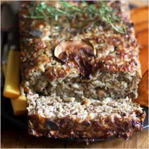 Vegetarian nut loaf | Sheknows.com