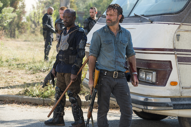 Check out the return dates for some of your favorite TV shows: 'The Walking Dead'