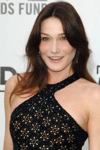 """Carla Bruni is """"totally fed up"""""""