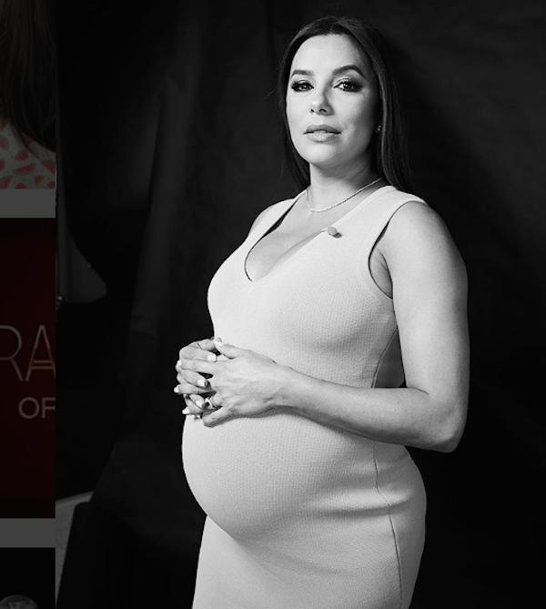 Celebrities having babies in 2018: Eva Longoria and Jose Baston