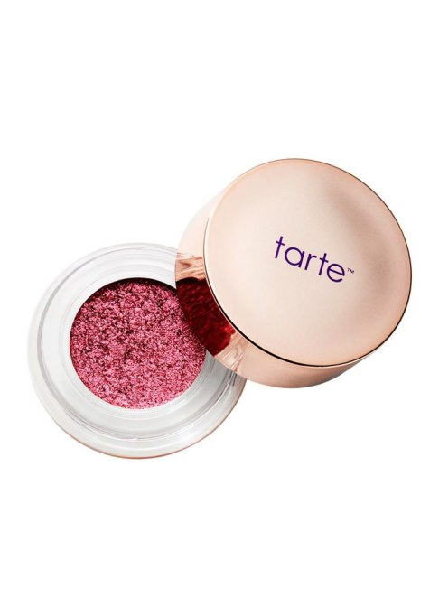Makeup for Your Eye Color | Tarte Chrome Paint Shadow Pot in Tiny Dancer