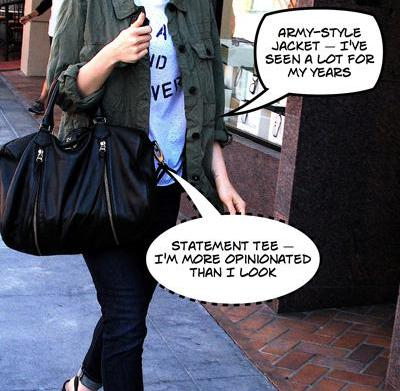 The psychology behind these celebrity outfits