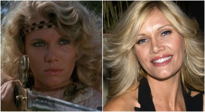 'Fast Times at Ridgemont High' cast then & now: Lara Clarkson